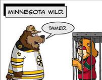 Bruins versus....