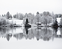 Ensilumi II  / First snow II