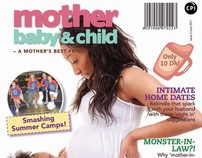 Mother, Baby & Child Magazine - June Issue