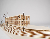Architecture Bachelors Degree Model