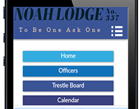 Noah Lodge 357 | Mobile Site