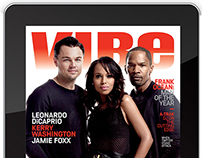 VIBE Magazine iPad Edition
