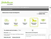 Pago contra entrega - Falabella Colombia