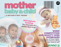 Mother, Baby & Child Magazine - July Issue