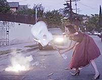 Califone - movie music kills a kiss (Official Video)