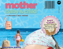 Mother, Baby & Child - August Issue