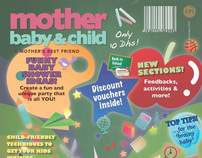 Mother, Baby & Child Magazine - September Issue
