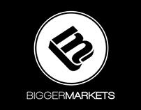 Bigger Markets Logo