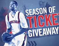 Subway & Gonzaga Basketball Giveaway