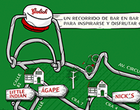 Grolsch Art District Tour Map