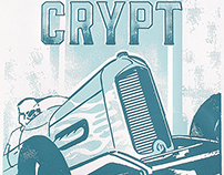 Rocket From The Crypt Gig Poster