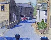 Saddleworth Sketchbook