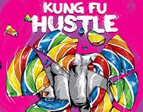 Kung Fu Hustle Blu-Ray DVD Steelcase Art