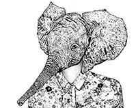 Stylish Elephant