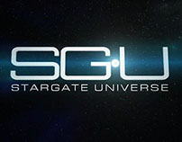 Stargate Universe - Drawings