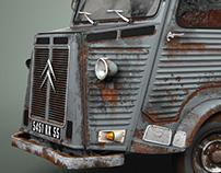Old Timer | Citroen HY Van