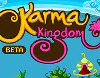 Karma Kingdom Facebook app