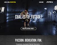 #PuntoFutbol Campaign