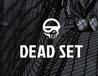 Dead Set Logo and Branding