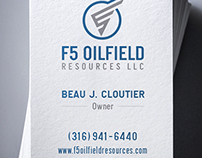 F5 OilField Resources Branding