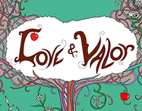 Love & Valor Promotional Posters