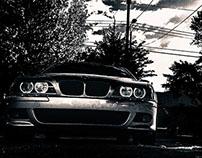 M5 BMW.