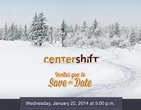 Centershift Event Campaign with Email and Mailer