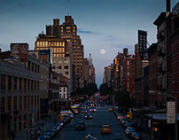 New York state of mind - The sixth borough