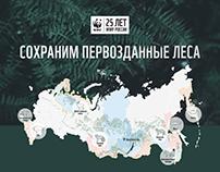 WWF Сохраним первозданные леса