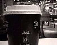 Morning Coffee - Street Photography