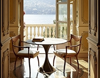 Lake House Como Italy design by Ethnic Chic