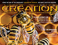 Creation 37(1) magazine cover