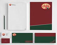 chili's stationary