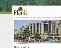 PlanIt - Trip planner website
