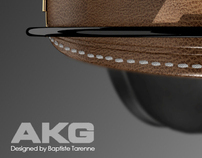 AKG Audio System By Baptiste Tarenne