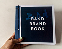 / BAD BAND BRAND BOOK /