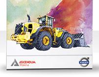 Ascendum Volvo 2014