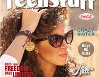 Teenstuff Magazine Cover