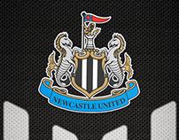 Newcastle United - Site Refresh