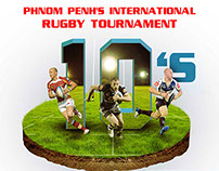 Angkor's 10 Rugby Tournament