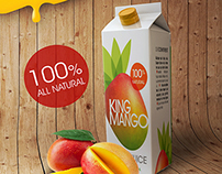 KING MANGO JUICE (Outdoor Advertising)