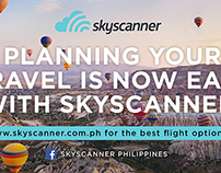 Skyscanner Collaterals
