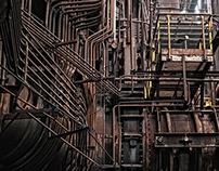 Les orgues du Diable exploration urbaine