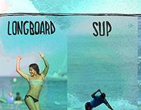 Affiche Surf Comp