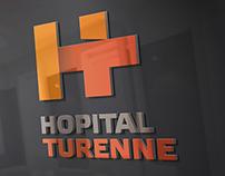 Branding Hopital Turenne