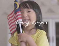 Tourism Malaysia - Family Recipes (2014)