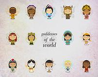 Goddesses of the World