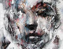 30x30cm Portrait Studies