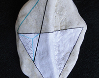PRISM STONE / drawing