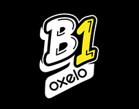 B1 logotype for Oxelo